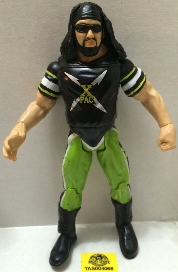 (TAS004066) - WWF WWE WCW Jakks LJN Wrestling Figure - X-Pac, , Action Figure, JAKKS Pacific, The Angry Spider Vintage Toys & Collectibles Store