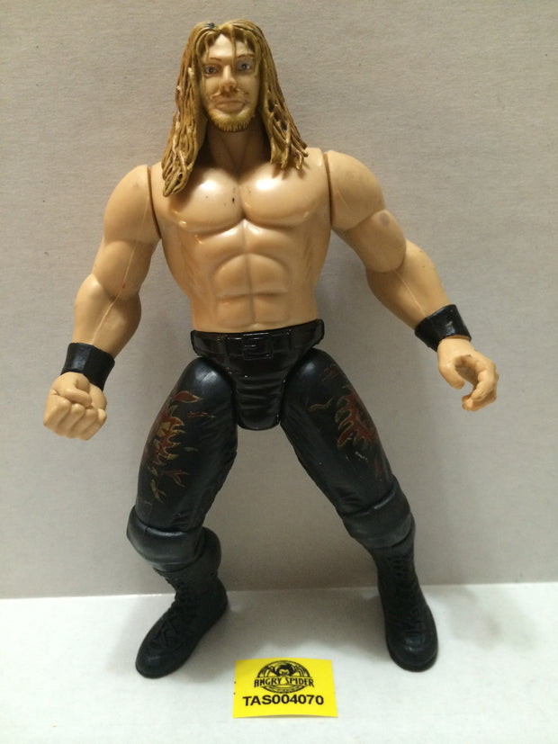 (TAS004070) - WWF WWE WCW Jakks LJN Wrestling Figure - Edge, , Action Figure, JAKKS Pacific, The Angry Spider Vintage Toys & Collectibles Store