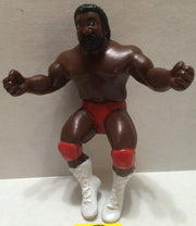 "(TAS004079) - WWE WWF WCW Wrestling Thumb Wrestler Figure - ""JYD"" Junkyard Dog, , Action Figure, Wrestling, The Angry Spider Vintage Toys & Collectibles Store"