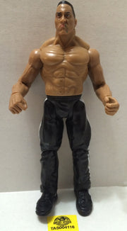 (TAS004116) - WWF WWE WCW Jakks LJN Wrestling Figure - The Rock, , Action Figure, JAKKS Pacific, The Angry Spider Vintage Toys & Collectibles Store