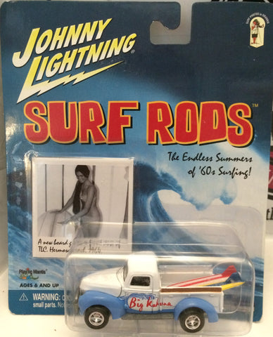 "(TAS004231) -  Johnny Lightning Die-Cast Collectible – Surf Rods ""Big Kahuna"", , Cars, Johnny Lightning, The Angry Spider Vintage Toys & Collectibles Store"