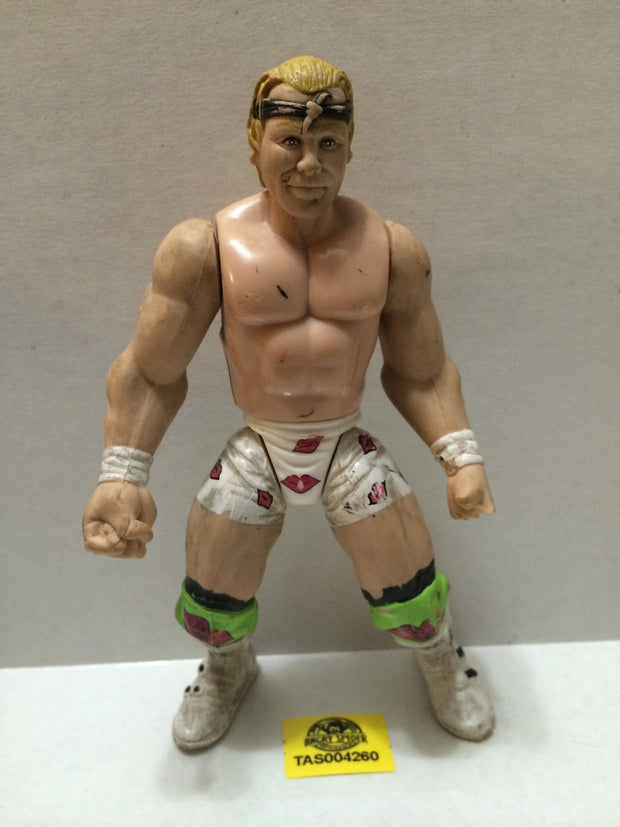 (TAS004260) - WWE WWF WCW LJN Jakks Wrestling Action Figure - B.A. Billy Gunn, , Action Figure, JAKKS Pacific, The Angry Spider Vintage Toys & Collectibles Store