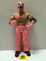 (TAS004275) - WWE WWF WCW NWO LJN Wrestling JAKKS Action Figure - Rey Mysterio, , Action Figure, JAKKS Pacific, The Angry Spider Vintage Toys & Collectibles Store