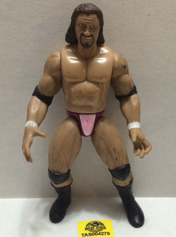 (TAS004278) - WWF WWE WCW LJN Titan Jakks Wrestling - Val Venis, , Action Figure, JAKKS Pacific, The Angry Spider Vintage Toys & Collectibles Store