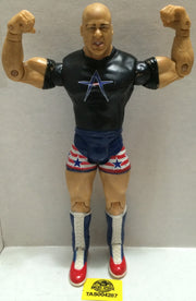 (TAS004287) - WWF WWE WCW Titan Jakks Wrestling - Kurt Angle, , Action Figure, JAKKS Pacific, The Angry Spider Vintage Toys & Collectibles Store