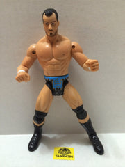 (TAS004296) - WCW WWE Jakks Wrestling Figure - Dean Malenko, , Action Figure, Wrestling, The Angry Spider Vintage Toys & Collectibles Store