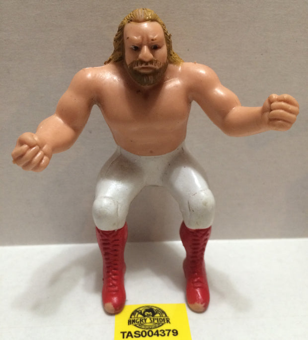 "(TAS004379) - WWE WWF WCW Wrestling Thumb Wrestler Figure - ""BJS"" Big John Studd, , Action Figure, Wrestling, The Angry Spider Vintage Toys & Collectibles Store"