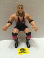(TAS004424) - WWE WWF WCW Wrestling Thumb Wrestler Figure - Owen Hart, , Action Figure, Wrestling, The Angry Spider Vintage Toys & Collectibles Store