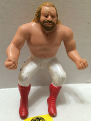 "(TAS004444) - WWE WWF WCW Wrestling Thumb Wrestler Figure - ""BJS"" Big John Studd, , Action Figure, Wrestling, The Angry Spider Vintage Toys & Collectibles Store"