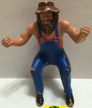 (TAS004448) - WWE WWF WCW Wrestling Thumb Wrestler Figure - Hillbilly Jim, , Action Figure, Wrestling, The Angry Spider Vintage Toys & Collectibles Store