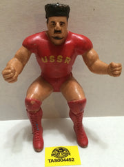 (TAS004452) - WWE WWF WCW Wrestling LJN Thumb Wrestler Figure - Nikolai Volkoff, , Action Figure, Wrestling, The Angry Spider Vintage Toys & Collectibles Store