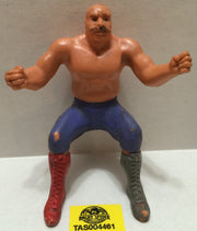 (TAS004461) - WWE WWF WCW Wrestling Thumb Wrestler Figure - The Iron Sheik, , Action Figure, Wrestling, The Angry Spider Vintage Toys & Collectibles Store