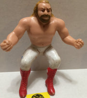 "(TAS004463) - WWE WWF WCW Wrestling Thumb Wrestler Figure - ""BJS"" Big John Studd, , Action Figure, Wrestling, The Angry Spider Vintage Toys & Collectibles Store"