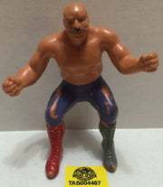 (TAS004467) - WWE WWF WCW Wrestling Thumb Wrestler Figure - The Iron Sheik, , Action Figure, Wrestling, The Angry Spider Vintage Toys & Collectibles Store