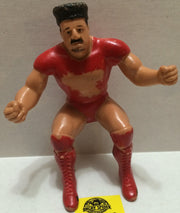 (TAS004468) - WWE WWF WCW Wrestling LJN Thumb Wrestler Figure - Nikolai Volkoff, , Action Figure, Wrestling, The Angry Spider Vintage Toys & Collectibles Store