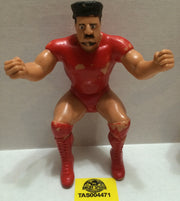 (TAS004471) - WWE WWF WCW Wrestling LJN Thumb Wrestler Figure - Nikolai Volkoff, , Action Figure, Wrestling, The Angry Spider Vintage Toys & Collectibles Store