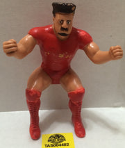 (TAS004482) - WWE WWF WCW Wrestling LJN Thumb Wrestler Figure - Nikolai Volkoff, , Action Figure, Wrestling, The Angry Spider Vintage Toys & Collectibles Store