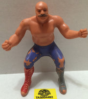 (TAS004492) - WWE WWF WCW Wrestling Thumb Wrestler Figure - The Iron Sheik, , Action Figure, Wrestling, The Angry Spider Vintage Toys & Collectibles Store