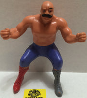 (TAS004496) - WWE WWF WCW LJN Wrestling Thumb Wrestler - The Iron Sheik, , Action Figure, Wrestling, The Angry Spider Vintage Toys & Collectibles Store