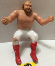 "(TAS004505) - WWE WWF WCW Wrestling Thumb Wrestler Figure - ""BJS"" Big John Studd, , Action Figure, Wrestling, The Angry Spider Vintage Toys & Collectibles Store"