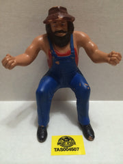 (TAS004507) - WWE WWF WCW Wrestling Thumb Wrestler Figure - Hillbilly Jim, , Action Figure, Wrestling, The Angry Spider Vintage Toys & Collectibles Store
