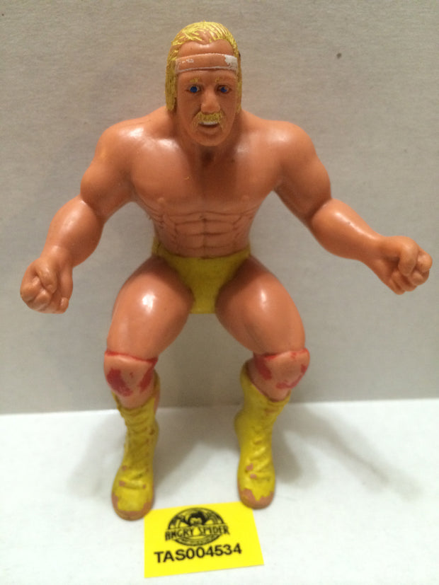 (TAS004534) - WWE WWF WCW Wrestling Thumb Wrestler Figure - Hulk Hogan, , Action Figure, Wrestling, The Angry Spider Vintage Toys & Collectibles Store