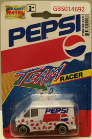 (TAS004539) - Pepsi Team Racer - Die Cast Metal, , Trucks & Cars, Pepsi, The Angry Spider Vintage Toys & Collectibles Store