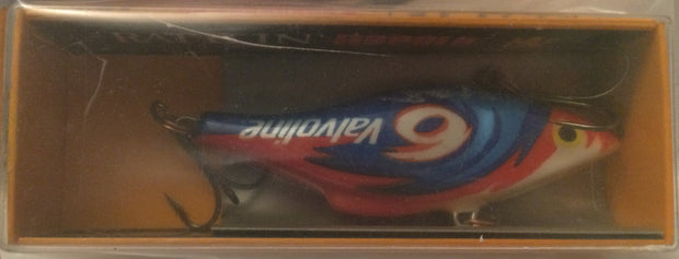 (TAS004576) - Racing NASCAR Rattlin' Rapala Fishing Hook Valvoline - Mark Martin, , Other, Nascar, The Angry Spider Vintage Toys & Collectibles Store