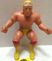 (TAS004587) - WWE WWF WCW LJN Wrestling Thumb Wrestler - Hulk Hogan, , Action Figure, Wrestling, The Angry Spider Vintage Toys & Collectibles Store