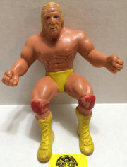 (TAS004631) - WWE WWF WCW LJN Wrestling Thumb Wrestler - Hulk Hogan, , Action Figure, Wrestling, The Angry Spider Vintage Toys & Collectibles Store