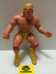 (TAS004665) - WWE WWF WCW Wrestling Thumb Wrestler Figure - Hulk Hogan, , Action Figure, Wrestling, The Angry Spider Vintage Toys & Collectibles Store