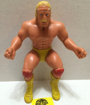(TAS004709) - WWE WWF WCW Wrestling Thumb Wrestler Figure - Hulk Hogan, , Action Figure, Wrestling, The Angry Spider Vintage Toys & Collectibles Store
