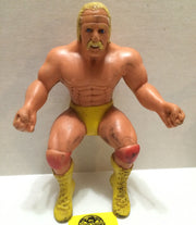 (TAS004738) - WWE WWF WCW Wrestling Thumb Wrestler Figure - Hulk Hogan, , Action Figure, Wrestling, The Angry Spider Vintage Toys & Collectibles Store