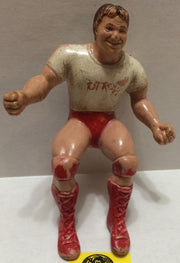 (TAS004747) - WWE WWF WCW LJN Wrestling Thumb Wrestler - Hot Rod Roddy Piper, , Action Figure, Wrestling, The Angry Spider Vintage Toys & Collectibles Store