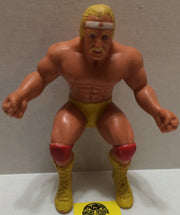 (TAS004785) - WWE WWF WCW LJN Wrestling Thumb Wrestler - Hulk Hogan, , Action Figure, Wrestling, The Angry Spider Vintage Toys & Collectibles Store