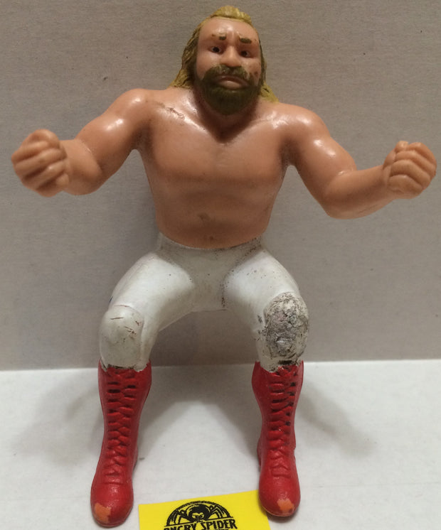 (TAS004848) - WWE WWF WCW LJN Wrestling Thumb Wrestler - Big John Studd, , Action Figure, Wrestling, The Angry Spider Vintage Toys & Collectibles Store
