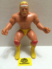 (TAS004852) - WWE WWF WCW Wrestling Thumb Wrestler Figure - Hulk Hogan, , Action Figure, Wrestling, The Angry Spider Vintage Toys & Collectibles Store