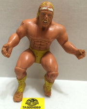 (TAS004859) - WWE WWF WCW Wrestling Thumb Wrestler Figure - Hulk Hogan, , Action Figure, Wrestling, The Angry Spider Vintage Toys & Collectibles Store