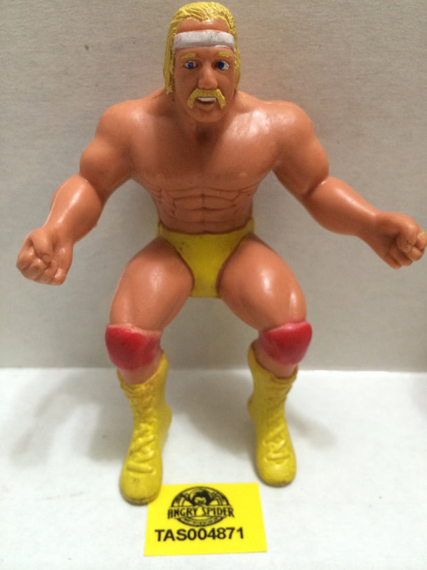 (TAS004871) - WWE WWF WCW Wrestling Thumb Wrestler Figure - Hulk Hogan, , Action Figure, Wrestling, The Angry Spider Vintage Toys & Collectibles Store