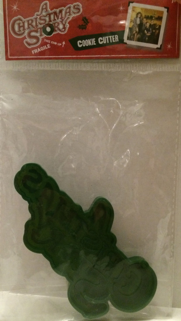 (TAS004877) - A Christmas Story Cookie Cutter, , Other, n/a, The Angry Spider Vintage Toys & Collectibles Store