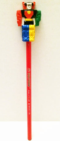 (TAS004878) - Voltron Pencil Topper, , Pencil Topper, n/a, The Angry Spider Vintage Toys & Collectibles Store