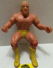 (TAS004893) - WWE WWF WCW Wrestling Thumb Wrestler Figure - Hulk Hogan, , Action Figure, Wrestling, The Angry Spider Vintage Toys & Collectibles Store