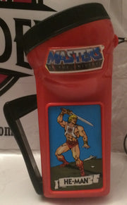 (TAS004895) - He-Man Masters of the Universe MOTU Flashlight - He-Man, , Lights & Lamps, MOTU, The Angry Spider Vintage Toys & Collectibles Store