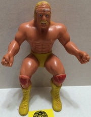 (TAS004914) - WWE WWF WCW Wrestling Thumb Wrestler Figure - Hulk Hogan, , Action Figure, Wrestling, The Angry Spider Vintage Toys & Collectibles Store