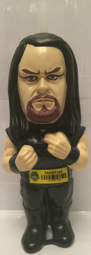 (TAS005165) - 1998 Titan Sports WWF WWE LJN Water Bottle Sipper - Undertaker, , Drinkware, Wrestling, The Angry Spider Vintage Toys & Collectibles Store  - 1