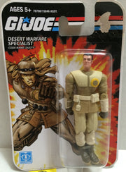 (TAS005202) - 2008 Hasbro Mini G.I. Joe - Desert Warfare Specialist Dusty, , Action Figure, G.I. Joe, The Angry Spider Vintage Toys & Collectibles Store