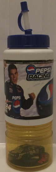 (TAS005226) - Nascar Pepsi Racing Water Bottle Sipper - Jeff Gordon #24, , Drinkware, Wrestling, The Angry Spider Vintage Toys & Collectibles Store  - 1