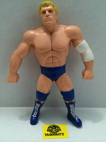(TAS005472) - WWE WWF WCW nWo Wrestling Bend-Ems Action Figure - Sid, , Sports, Varies, The Angry Spider Vintage Toys & Collectibles Store
