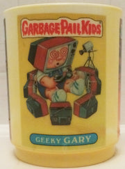 (TAS005514) - 1986 Topps Vintage Garbage Pail Kids Plastic Cup - Live Mike, , Drinkware, Wrestling, The Angry Spider Vintage Toys & Collectibles Store  - 2