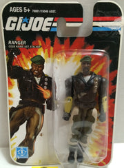 (TAS005587) - 2008 Hasbro Mini G.I. Joe Action Figure - Ranger Sgt. Stalker, , Action Figure, G.I. Joe, The Angry Spider Vintage Toys & Collectibles Store